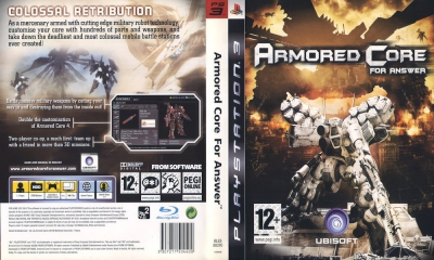 Armored Core For Answer, PS3