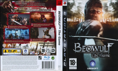 Beowulf The Game, PS3