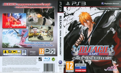 Bleach Soul Resurreccion, PS3