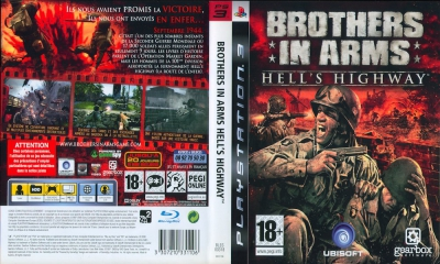 Brothers in Arms Hell's Highway, PS3